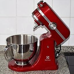 Electrolux EKM4800 EKM4800-Robot de Cocina, Potencia, 1000 W, Metal, 10 Velocidades, Azul celeste: Amazon.es: Hogar