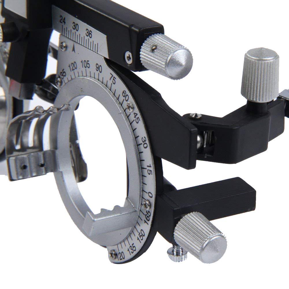 FULYEE Optometry Optician Fully Adjustable Trial Frame Optical Trial Lens Frame Eye Optometry Optician by FULYEE (Image #7)