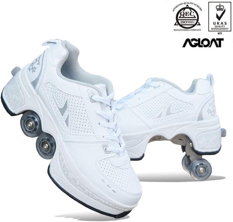 ASJUNQ Roller Skates for Women