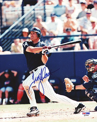 Troy Glaus Signed 8x10 Photo Angels - PSA/DNA Authentication - Autographed MLB Photos