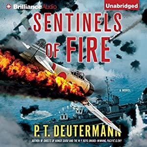 Sentinels of Fire Audiobook