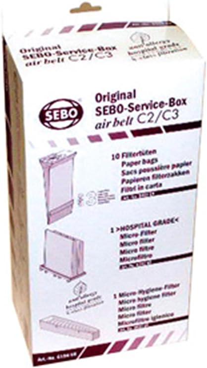 SEBO Vacuum HEPA Service Box C