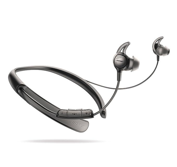 Bose Pulso inalámbrica Bluetooth Auriculares brundle - SoundSport Rojo & quietcontrol 30 Negro Auriculares in-Ear: Amazon.es: Electrónica