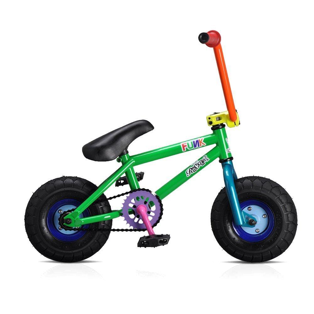 Rocker mini BMX(ロッカーミニビーエムエックス) IROCK 競技用 自転車 ストリート mini BMX ir-004 FUNK 10インチ B014QK11JS