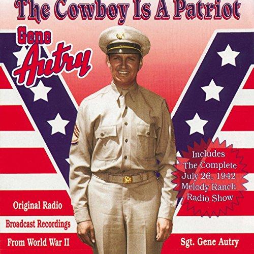 Cowboy Patriot Gene Autry product image
