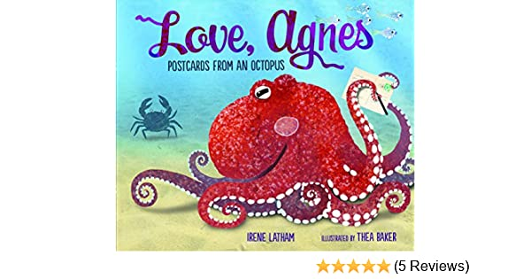 love agnes postcards from an octopus kindle edition by irene