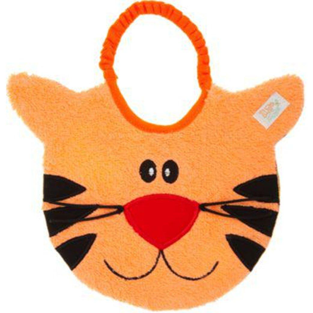 Zigozago - Baby Bib TIGER - Tie: Elastic - One Size