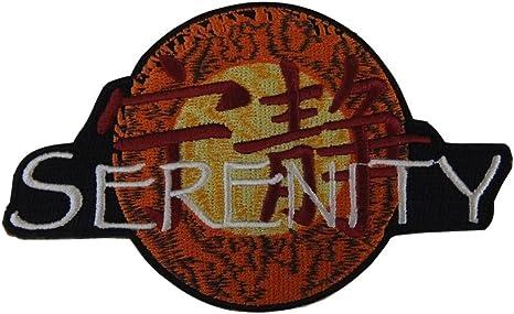 Firefly serie serenidad episodio Logo bordado parche decorativo Applique: Amazon.es: Juguetes y juegos