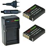 Preiswert Kaufen Bateria Np-50 Np50 Np 50 Batterie Für Fuji Finepix F50fd F75exr F70exr Xp150 Fein Verarbeitet Xp110 F80exr Xp100 F60fd