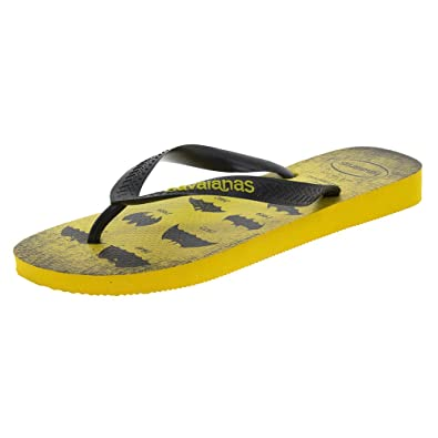 34d73fa65 Chinelo Masculino Batman Havaianas: Amazon.com.br: Amazon Moda