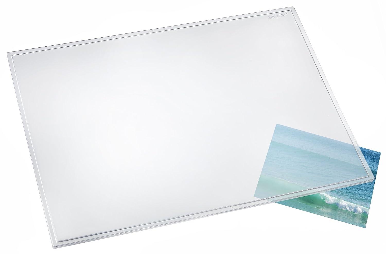 sottomano per scrivania 39 x 60 cm opaco trasparente Sottomano Durella