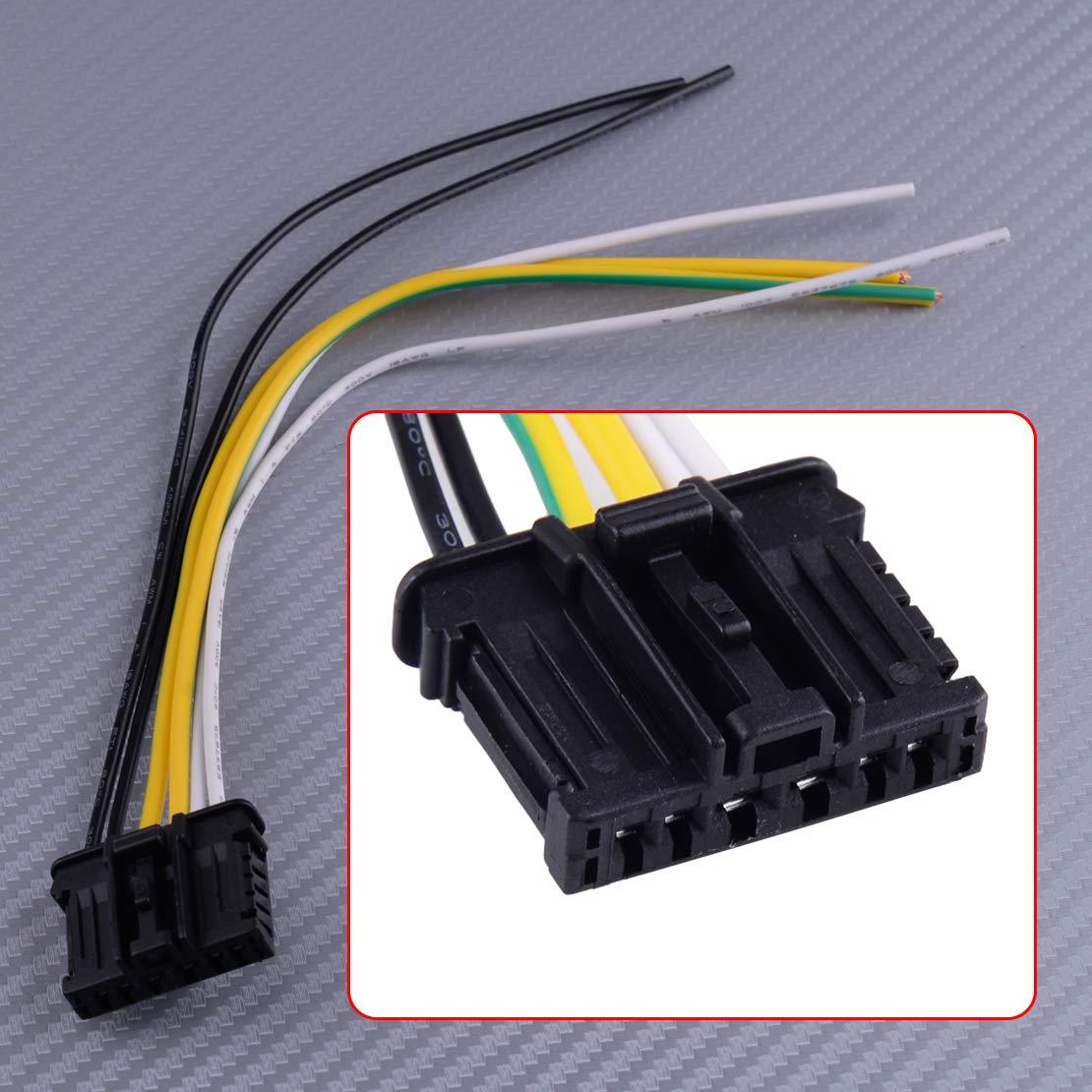 beler Connecteur de c/âblage de faisceau de feu arri/ère