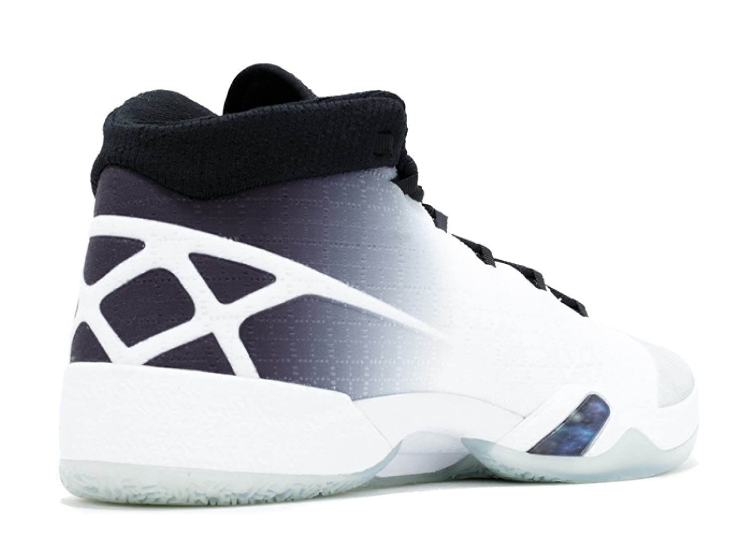 online store 156a9 f6db9 Air Jordan XXX (White Black-Wolf Grey) (11)  Buy Online at Low Prices in  India - Amazon.in