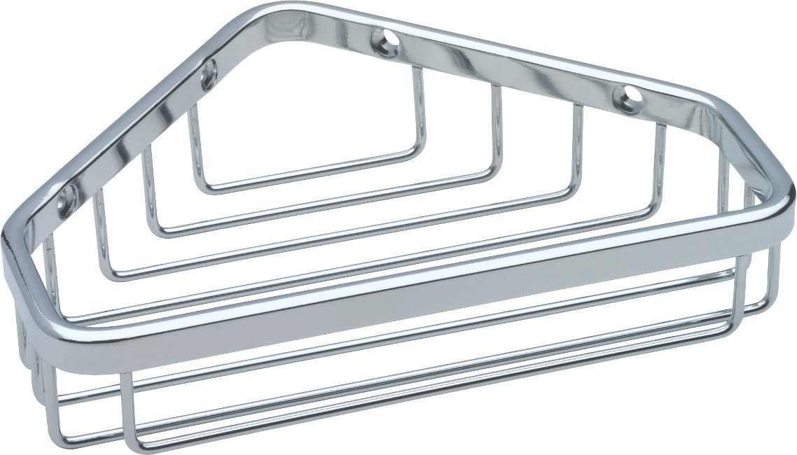 Delta Faucet 47000-ST Stainless Steel Small Corner Caddy