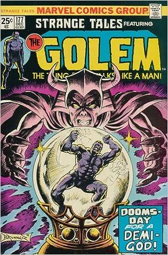 Amazon com: Strange Tales (1st Series) #177