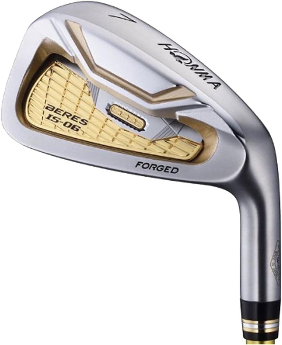 本間ゴルフ BERES IS-06 アイアン #5I(単品) ARMRQ X-43 3S シャフト カーボン メンズ IS-06 IR 右 ロフト角:22.5度 番手:#5I フレックス:S