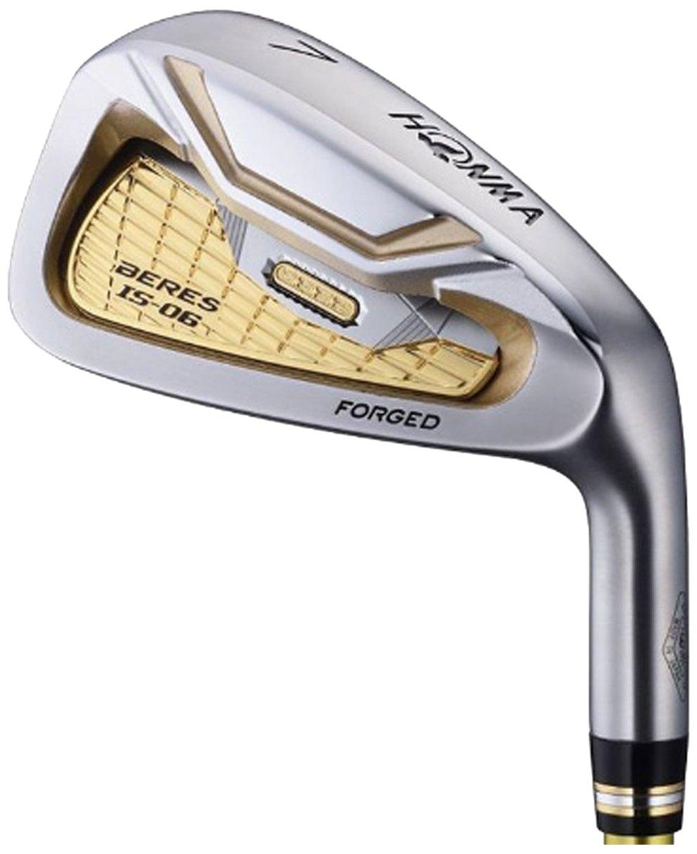 本間ゴルフ BERES IS-06 アイアン #5I(単品) ARMRQ X-43 3S シャフト カーボン メンズ IS-06 IR 右 ロフト角:22.5度 番手:#5I フレックス:S B0794QLH65