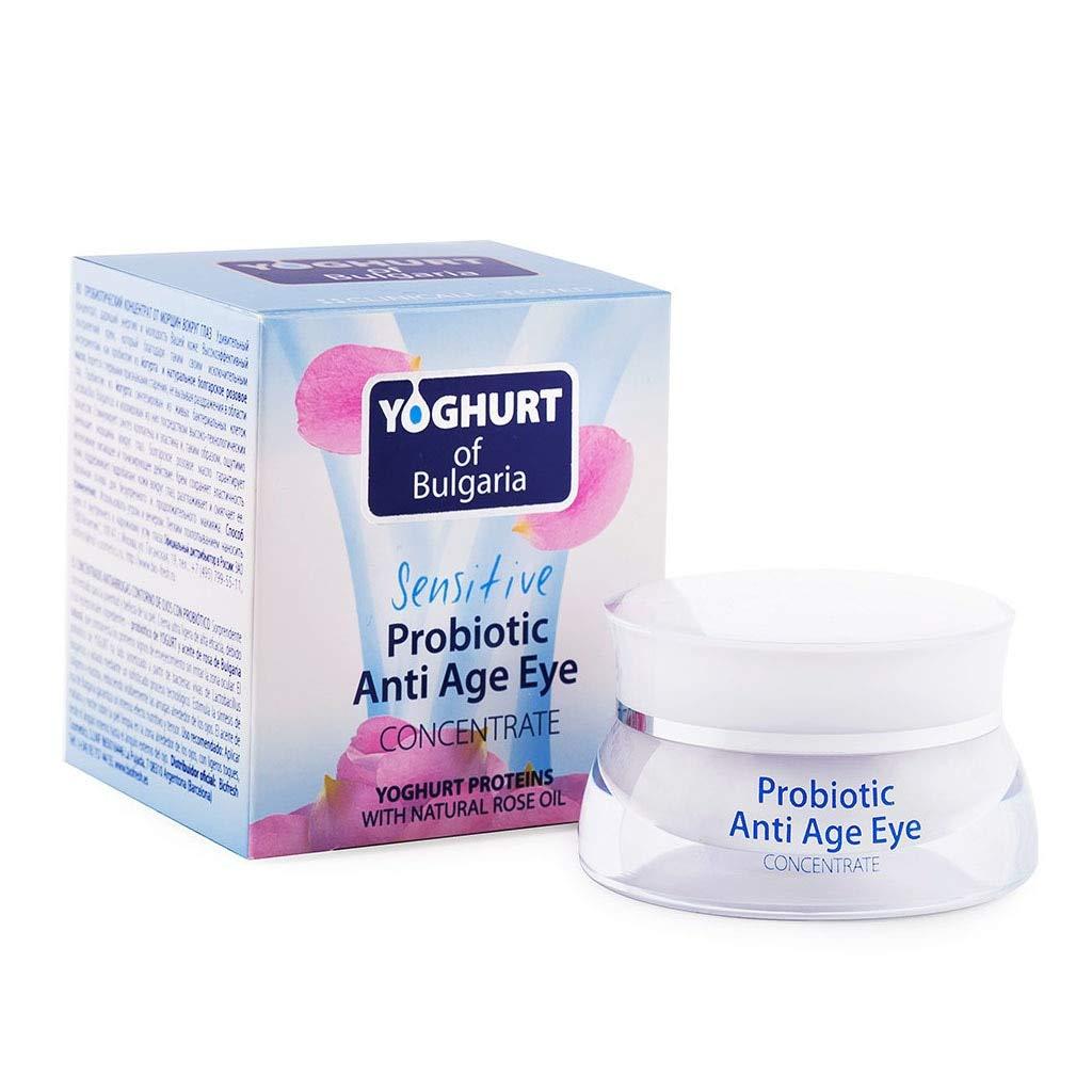 Yoghurt Of Bulgaria Probiotic Anti Age Eye Concentrate by Yoghurt of Bulgaria