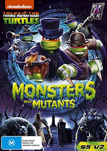 Tales Of Teenage Mutant Ninja Turtles Monsters & Mutants Series 5 Vol 2 | NON-USA Format | PAL | Region 4 Import - Australia
