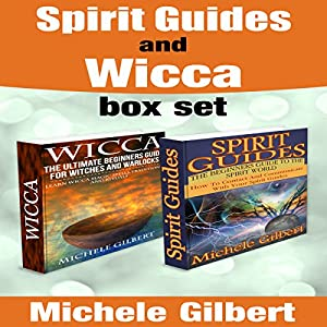 Spirit Guides and Wicca Audiobook