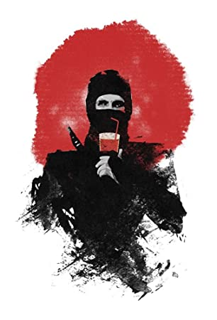 Amazon.com: American Ninja by Robert Farkas Art Print, 10 x ...