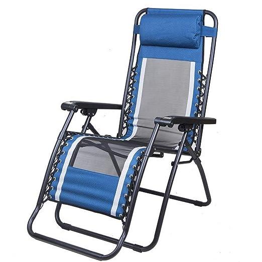 HBJB Tumbonas, tumbonas, sillas Plegables, sofás de Malla ...