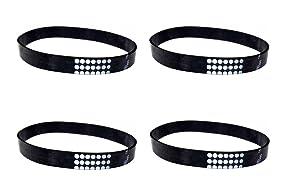 (4) Belts for Eureka Style U Whirlwind Victory 61120A 61120B 61120C 61120D