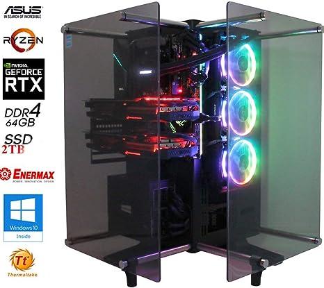 SNOGARD Ultra Gaming ryzen AMD threadripper 1950 x 16 Core 2 x 1TB ...