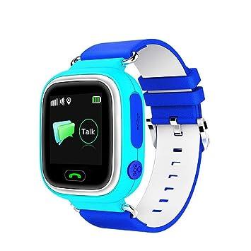 Reloj GPS para niños con Reloj Inteligente para niños ...