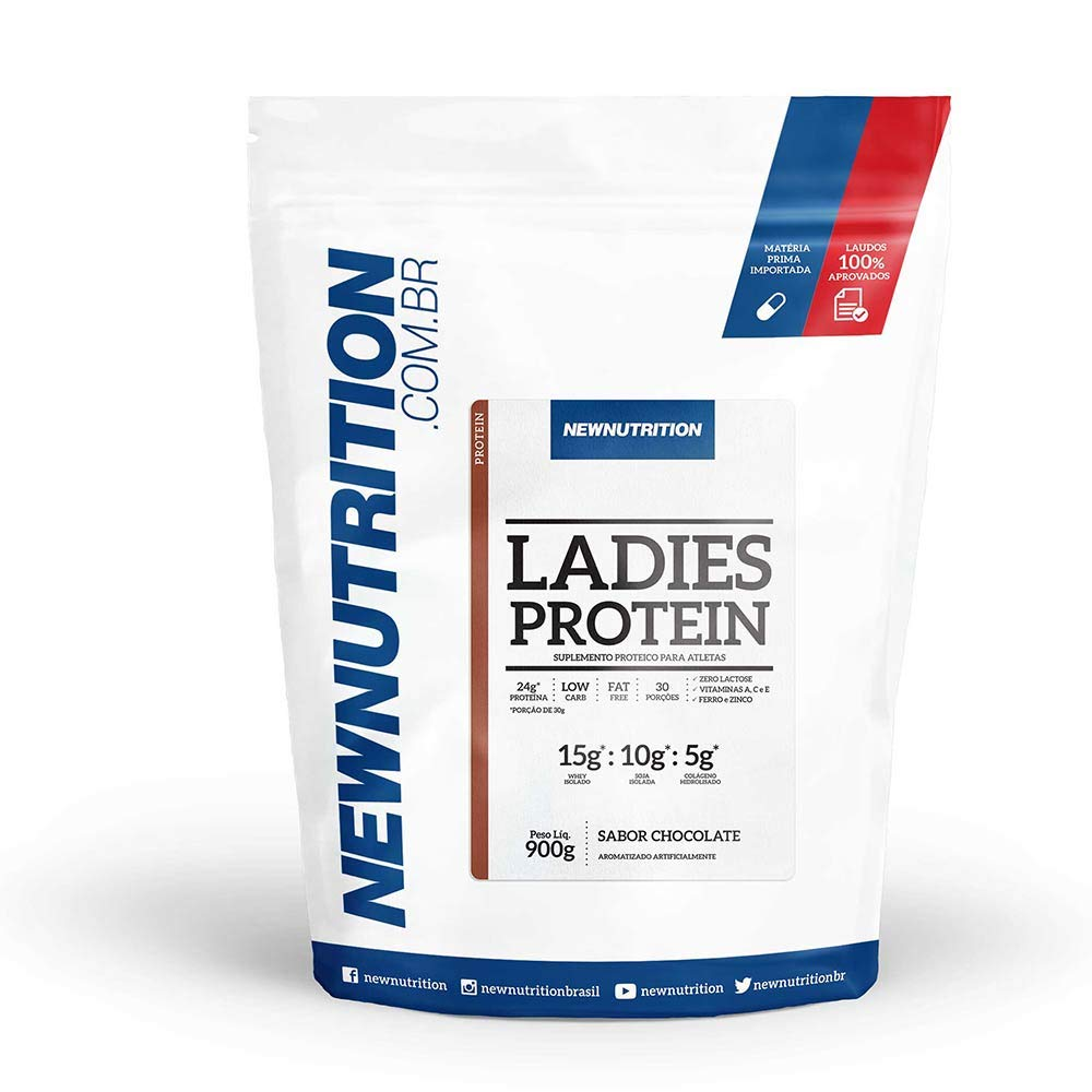 Proteína feminina New Nutrition