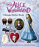 Ultimate Sticker Book: Alice in Wonderland (Ultimate Sticker Books)