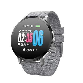 TEHWDE Smartwatch Podómetro Pulsera Actividad Impermeable ...