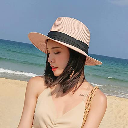 Sun Hat Summer Version of The Small Fresh Large Brimmed Beach