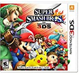 Video Games : Super Smash Bros. - Nintendo 3DS