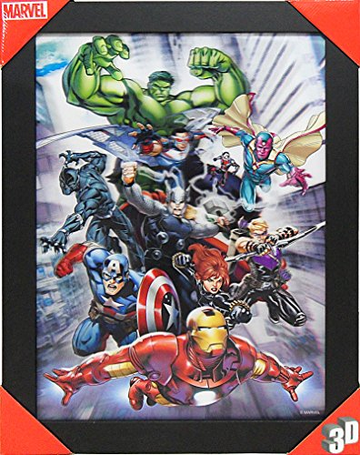 Marvel's Avengers Heroes 3D Picture 20