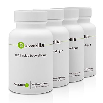 BOSWELIA OFERTA 3+1 GRATIS | 300 mg / 360 cápsulas | Antiinflamatorios, Inmunitario