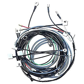 amazon com ab4727r new wiring harness made to fit john deere rh amazon com