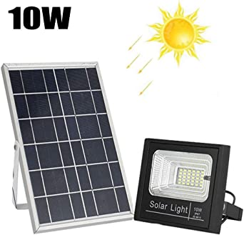 Solar Proyectores Led Exterior, Paneles Solares Impermeable Super ...