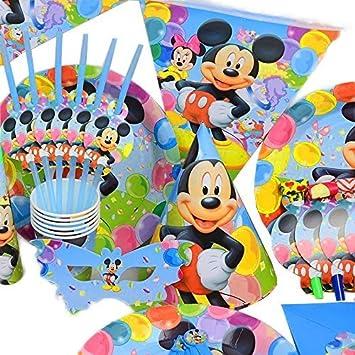 Disney Micky Maus Geburtstag Hochzeit Party Dekoration Geschirr