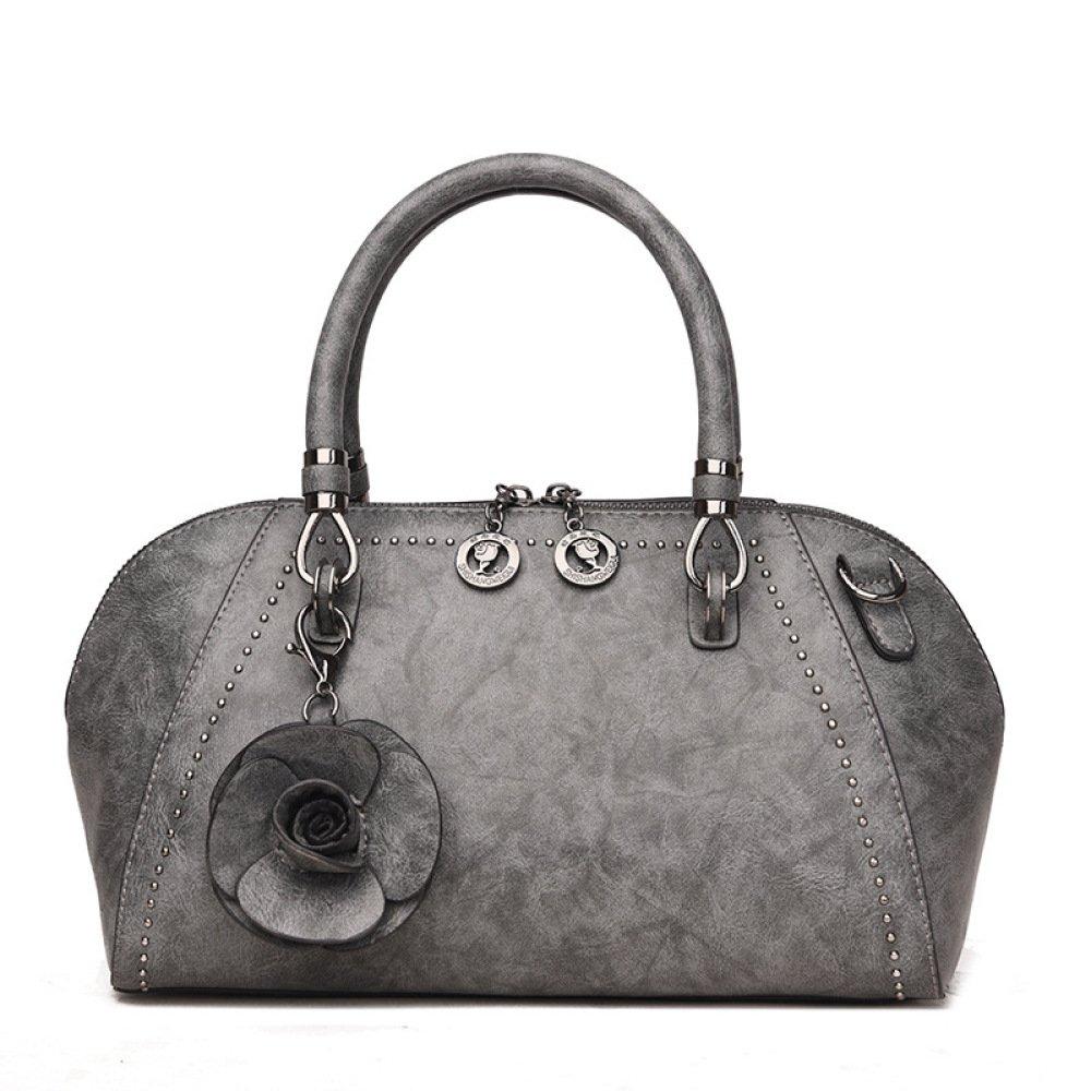 a0308569d Bolsos de las mujeres de gran capacidad Nuevo Simple Europa Retro Messenger  Bag Shoulder Bag Totes