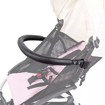 Pare,chocs pour poussette de bébé, accessoires pour Babyzen YoYo, cuir PU  noir