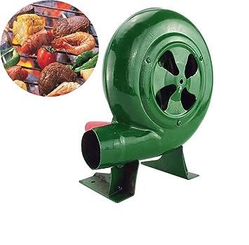 Amazon.com: Mini ventilador portátil de manivela de mano de ...
