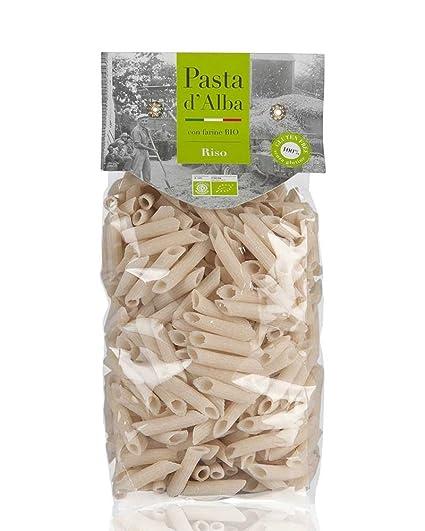Penne de arroz sin gluten Bio 500 g: Amazon.es: Salud y ...