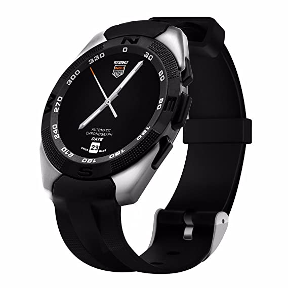 Amazon.com: BOND NO.1 G5 Smart Watch MTK2502 Smartwatch ...