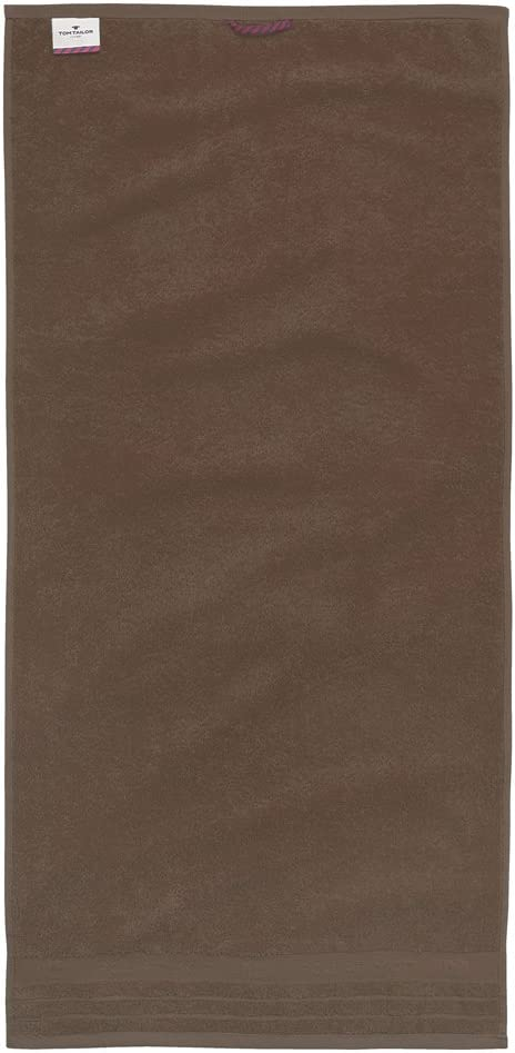 16 x 22 cm model number: 100111//900//770 Tom Tailor shower towel plain-coloured terry towel petrol