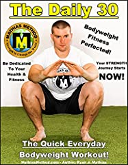 Bodyweight Fitness Perfected in this #1 Best Seller!Fitness doesn't have to be hard! Let's keep it simple, fast and effective, so you can get the most out of every minute! Get started today and feel the benefits in less than 30 days!Get Stronger - Bu...