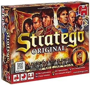 Jumbo 9495 Stratego - Juego de mesa de estrategia (contenido en alemán)