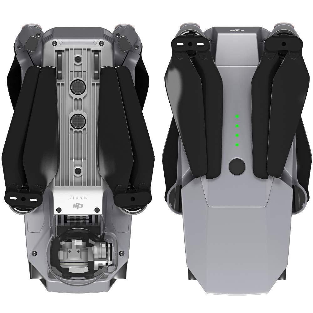 MAS Upgrade h/élices pour DJI Mavic Pro et Pro Platinum en Noir/ /X4/en Lot
