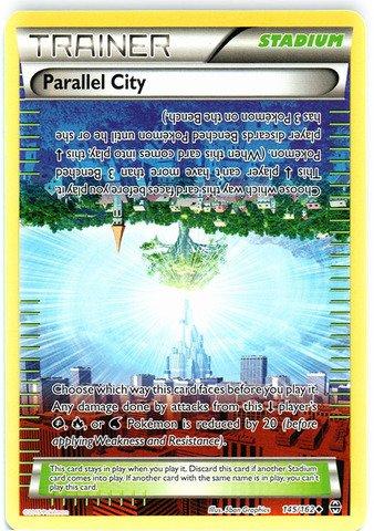 Pokemon - Parallel City (145/162) - XY Breakthrough