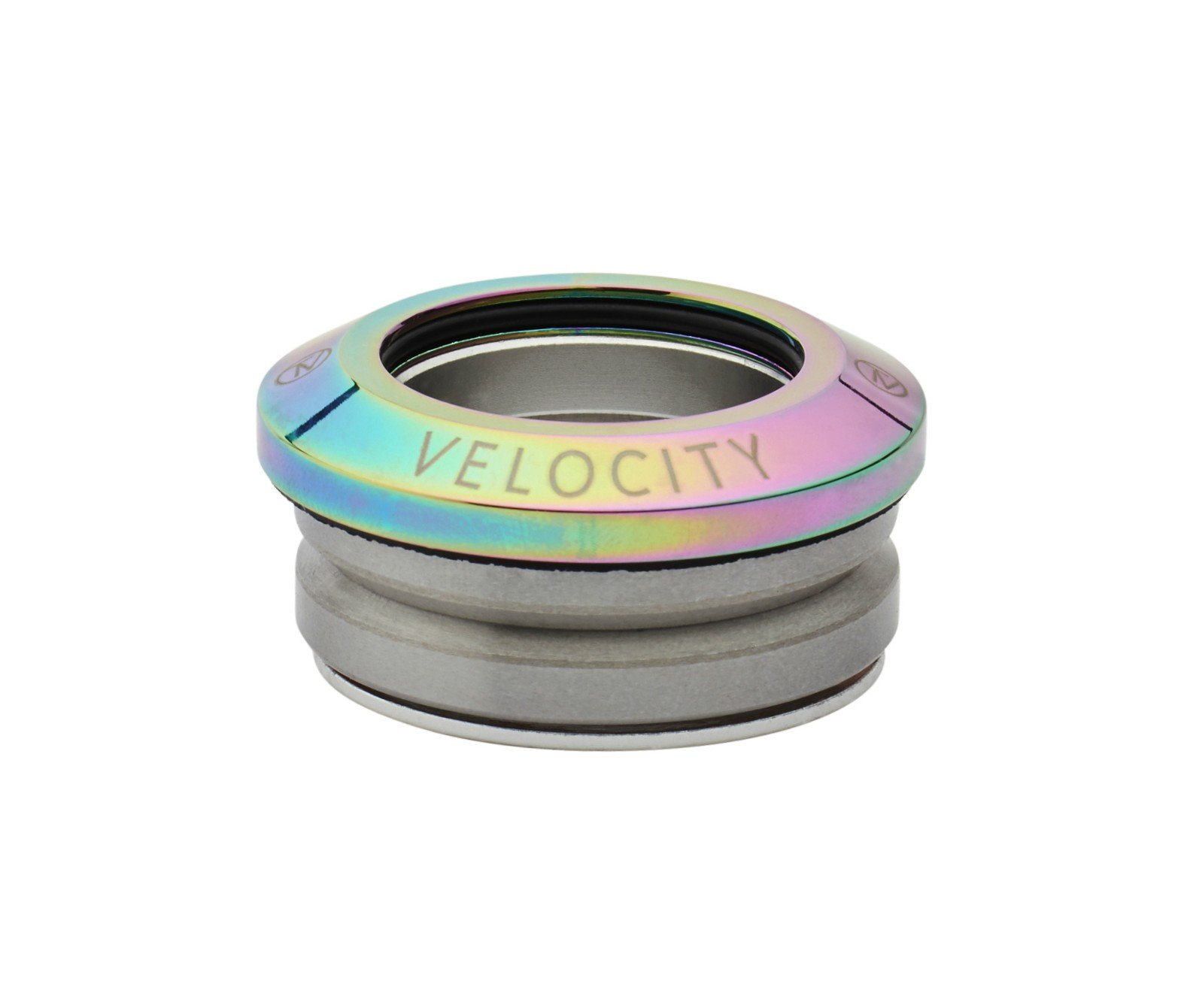 The Vault Velocity Integrated Headset - Neo Chrome